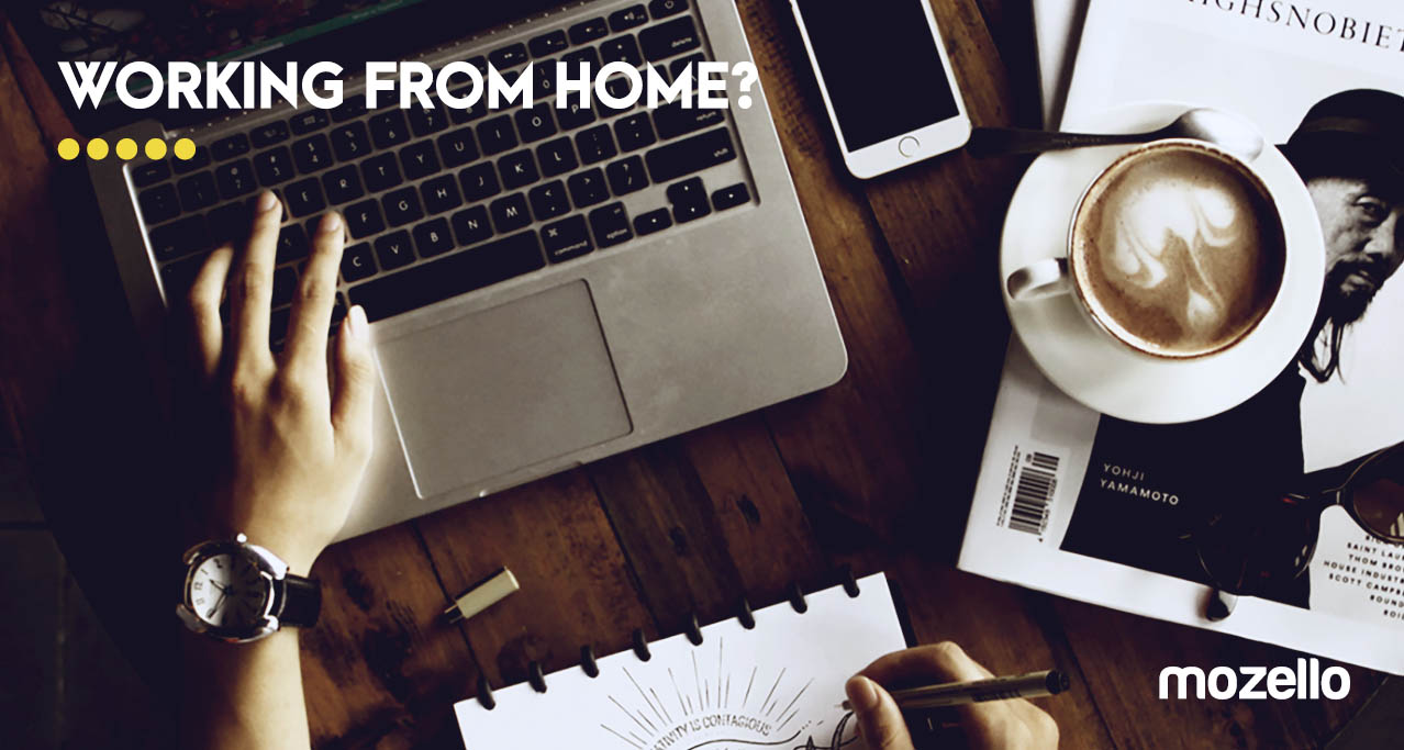 5 ways to boost your productivity when working from home