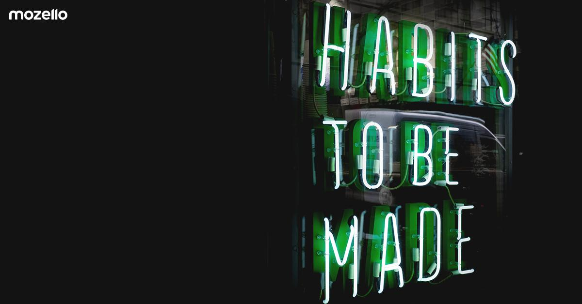 10 productive daily habits to help you grow your business