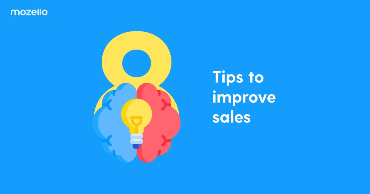 8 psychology tips for improved sales