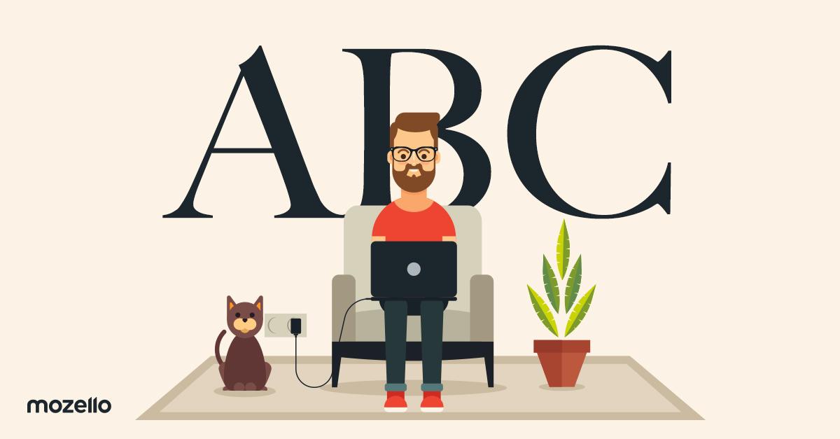 Prekinio ženklo kūrimo ABC: kaip sukurti įsimintiną interneto svetainę