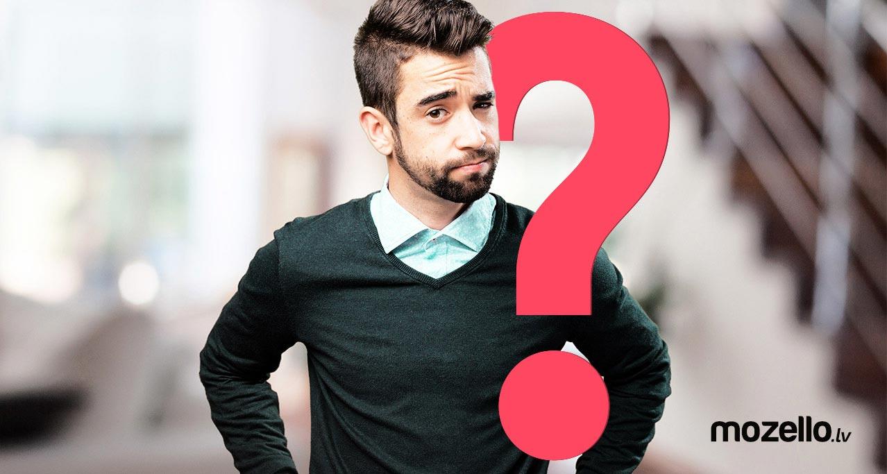 5 jautājumi uz kuriem jāatbild Tavas mājas lapas pirmajai lapai