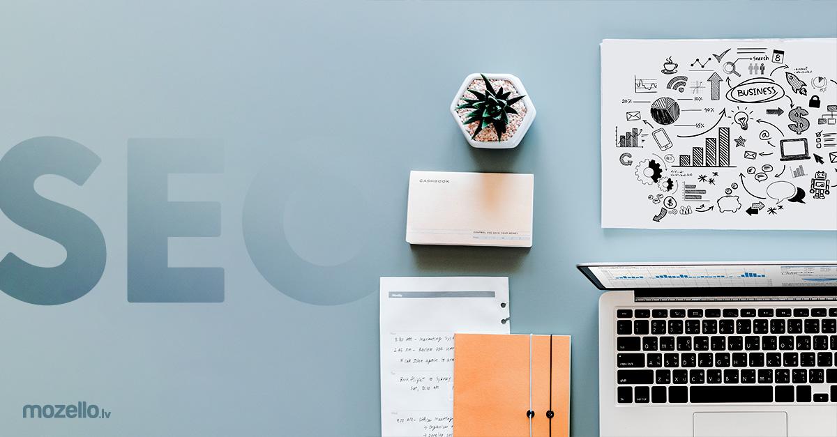 Mājas lapas SEO optimizācija paša spēkiem. 5 vienkāršas SEO metodes.