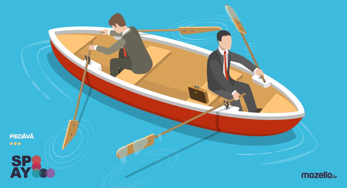 Kā uzsākt biznesu kopā ar partneri un pēc gada naidīgi nešķirties no viņa?