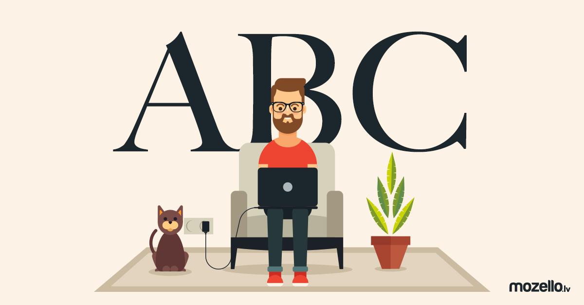 Zīmola veidošanas ABC: kā izveidot atmiņā paliekošu mājas lapu
